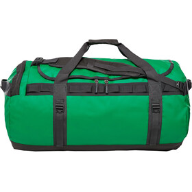 The North Face Base Camp Travel Luggage L green/black